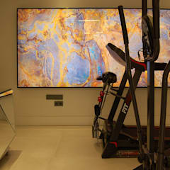 Gym by Arquitectura de Interior, Modern