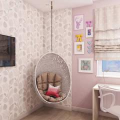 Girls Bedroom by Etevios
