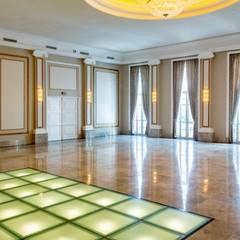 GOLDEN ROOM - BELMOND COPACABANA PALACE: Hotéis  por Froma Arquitetura