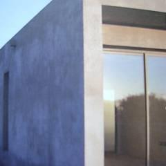Casas pequeñas de estilo  de Fabiana Ordoqui  Arquitectura y Diseño.   Rosario | Funes |Roldán, Minimalista Hierro/Acero