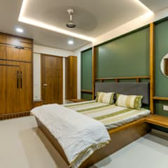 Interior 1:  Bedroom by Studio Living Stone