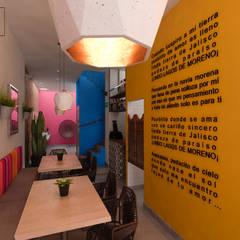 Gastronomy by Citlali Villarreal Interiorismo & Diseño