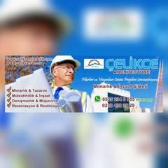 Event venues by ÇELİKCE Mimarlık Mühendislik Ltd. Şti., Asian