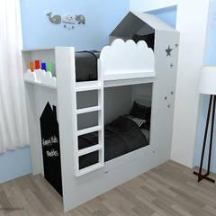 Teen bedroom by Happy Kids Muebles