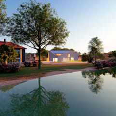 CASA SATOLEP: Casas  por Franthesco Spautz Arquitetura