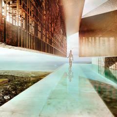 CONCURSO ART PRISION: Hotéis  por Franthesco Spautz Arquitetura