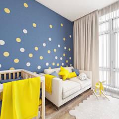 Baby room by Alena Rubtsova
