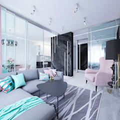 Strizi:  Living room by Alena Rubtsova