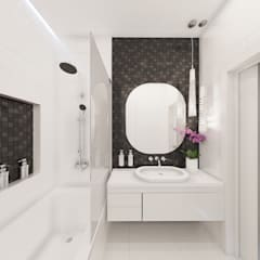 Kluchevoy:  Bathroom by Alena Rubtsova, Modern