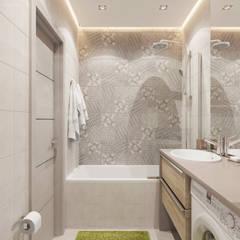 Baños de estilo  por Etevios