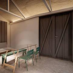 CASA PLANALTO Salas de jantar ecléticas por Franthesco Spautz Arquitetura Eclético