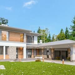 Дом Прерий. : Дома на одну семью в . Автор – ArchProject