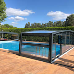 Garden Pool by AZENCO,
