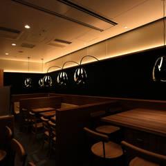 らしくない。: designista-s (デザイニスタ エス)が手掛けたレストランです。