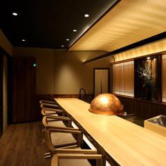 和モダンという表現: designista-s (デザイニスタ エス)が手掛けたレストランです。