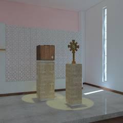 : Salas de estilo  por Arq. Pedro Cortez R
