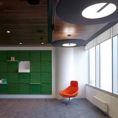 Офис Mail.ru: Офисные помещения в . Автор – Light and Design