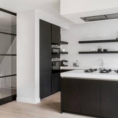Amstelveen Moderne keukens van Mariska Jagt Interior Design Modern