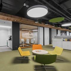 Tòa nhà văn phòng by Light and Design