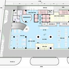 thiết kế khách sạn hiện đại Hạ Long:  Sàn by thiết kế khách sạn hiện đại CEEB