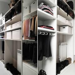 Dressing room by UVE laboratorio de diseño