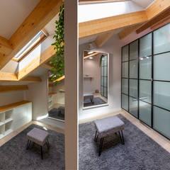 Projekty,  Garderoba zaprojektowane przez UVE laboratorio de diseño