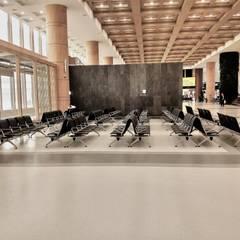 Аэропорты и морские порты в . Автор – Artigo S.p.a.,