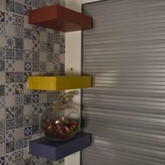 Evidize - Şenel Güzel – Karacabey Drama Mahallesi Mutfak Banyo Tadilatı:  tarz Mutfak