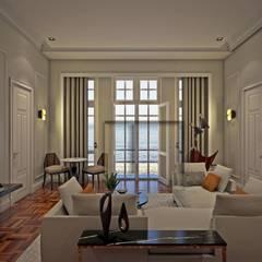 SUÍTE DE HOTEL - BELMOND COPACABANA PALACE: Hotéis  por Froma Arquitetura