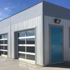 Modular Lab design and Build - San Diego French American School California:  Schools by S3DA Design
