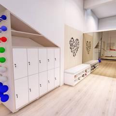 Studio de Pilates : Fitness  por Igor Cunha Arquitetura