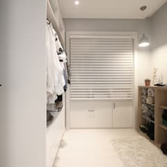غرفة الملابس تنفيذ 스튜디오쏭 (STUDIO SSONG)