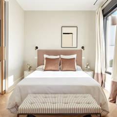 Obras varias por Madrid: Dormitorios de estilo  de Tristán Domecq Interiorismo S.L., Moderno
