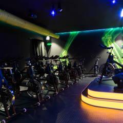 GRAVITY DESIGN&CONSULTANCY – Urban Riders:  tarz Fitness Odası