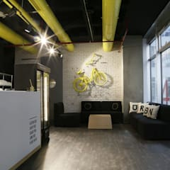 Gym by GRAVITY DESIGN&CONSULTANCY,