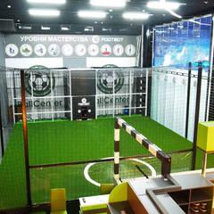 BallCenter: Коммерческие помещения в . Автор – студия  Александра Пономарева