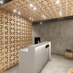 Offices & stores توسط1LLAR Arquitetura