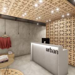 辦公室&店面 by 1LLAR Arquitetura