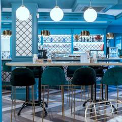 Restaurante Jaleo: Bares y Clubs de estilo  de Guille Garcia-Hoz, interiorismo y reformas en Madrid