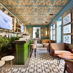 Bars & clubs by Guille Garcia-Hoz, interiorismo y reformas en Madrid