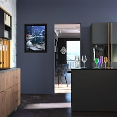 Kitchen units by GK-STUDIO.RU,