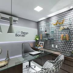 Klinik by Lívio Andrade arquitetura e ambientação
