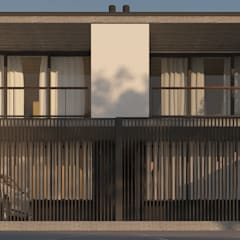 Geminados Itajaí por Arquitetura Estrutural Moderno
