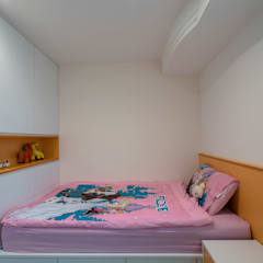 Kamar tidur anak perempuan by 富亞室內裝修設計工程有限公司