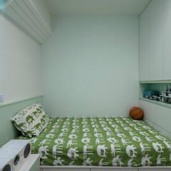 غرفة نوم أولاد تنفيذ 富亞室內裝修設計工程有限公司