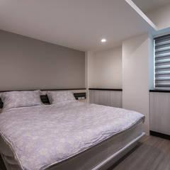 給老建築新生命的改造工程:  小臥室 by 富亞室內裝修設計工程有限公司