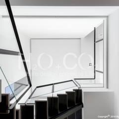 質樸:  樓梯 by 光合作用設計有限公司
