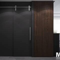 Частная квартира на Данилы Зверева: Коридор и прихожая в . Автор – MK-design studio