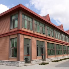 Coowin composite cladding manufacturer:  Walls by Coowin Group