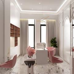 Study/office by U-Style design studio